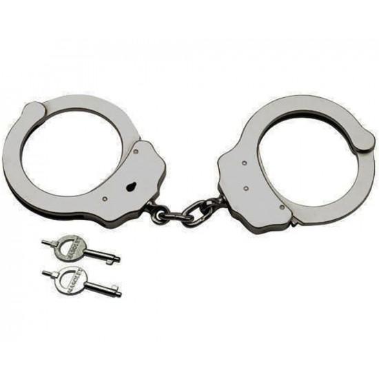 Çelik Polis Kelepçesi